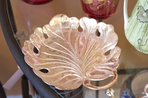 Silver candy dish