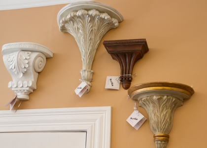 Variety of wall brackets