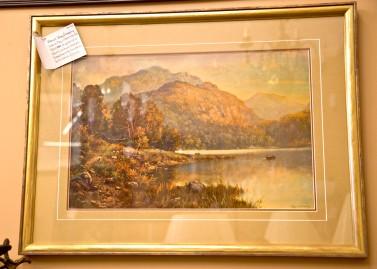 art - scottish highlands