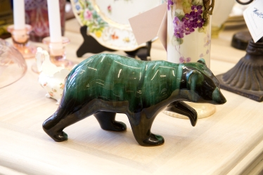 Blue Mountain Pottery mama bear
