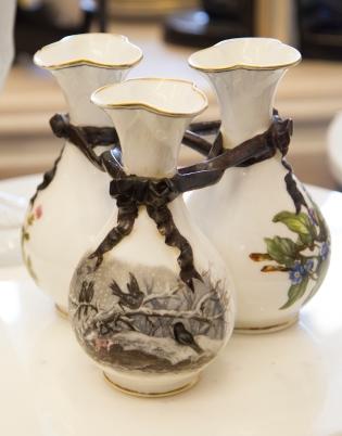 Seasons Vase Trio
